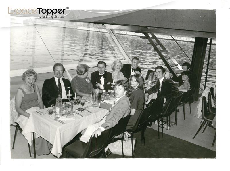 Topper, Entreprise familiale de génération en génération.
