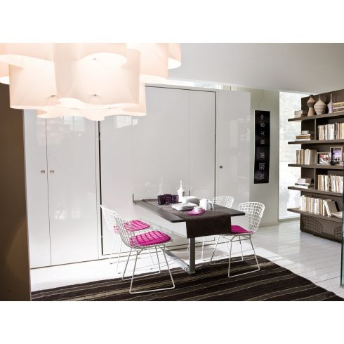 Armoire lit et table ULISSE DINING