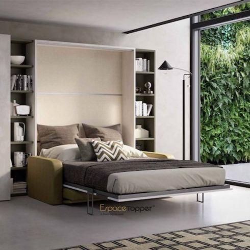 Armoire-lit canapé SOFA BED