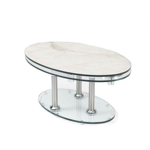 Table basse modulable DOUBLE CERAMIQUE