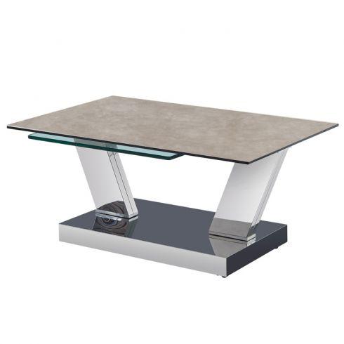Table basse modulable OPEN CERAMIQUE
