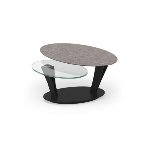 Table basse OVALIA