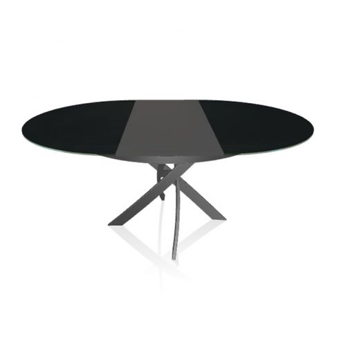 Table ronde BARONE extensible